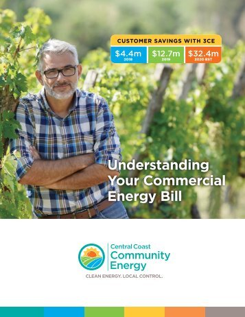 3CE Understanding Your Commercial Energy Bill