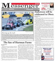 South Messenger - October 4th, 2020