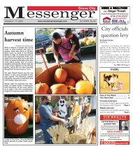 Grove City Messenger - October 4th, 2020