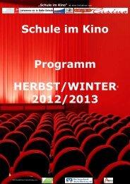 Kinoseminar - SchulKinoWoche-Bayern