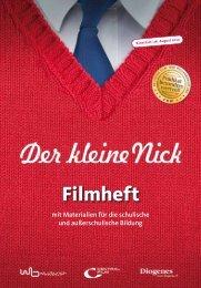 Filmheft - Der kleine Nick - Central Film Verleih GmbH