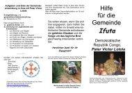 Ifuta - Pastoralverbund Hüttental-Freudenberg