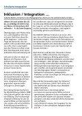 Schulische Integration - Schweizerischer Blinden- und ... - Seite 7
