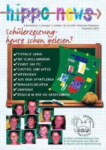 Patrick Addai Im Schullandheim Kunst am PC Raetsel und witze ...