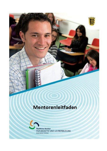 Mentorin und Mentor