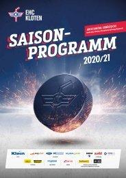Saisonprogramm 2020/21