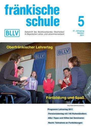 Fränkische Schule 05/2011