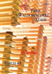 Waldorf Forum 45