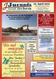 Meisterbetrieb für ALLE Fabrikate -Hol - Jucunda