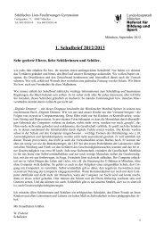 1. Schulbrief 2012/2013 - Lion-Feuchtwanger-Gymnasium - Referat ...