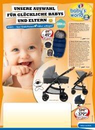 Baby Hartwarenflyer II 2020 | BH20