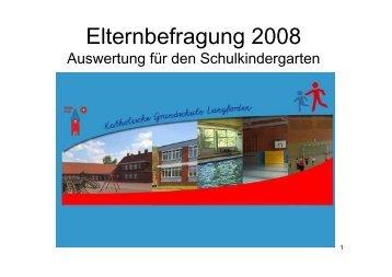 (Microsoft PowerPoint - Auswertung f\374r SKG.ppt) - Grundschule ...