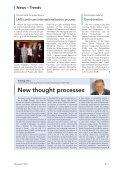 Message issue 3/2007 - Messe Stuttgart - Page 6