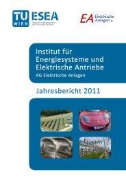 geht es zum Jahresbericht... - Institut für Energiesysteme und ...