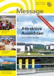 Message Ausgabe 3/2007 - Messe Stuttgart