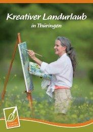 v5 Katalog Kreativer Landurlaub.indd - Naturpark Thüringer ...