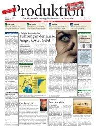 Seite 01-02 PRO_37_2009.indd - Produktion