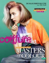 Coiffure nummer 6 Masters of Colour