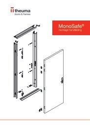 Montageinstructies MonoSafe deurset