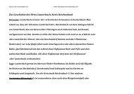 Zur Geschichte des Ortes Lauterbach, Kreis ... - Langenbielau