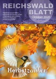 Reichswaldblatt Oktober 2020