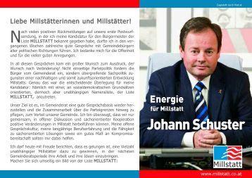 Johann Schuster