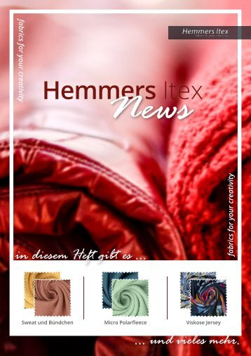 Hemmers Itex_News_