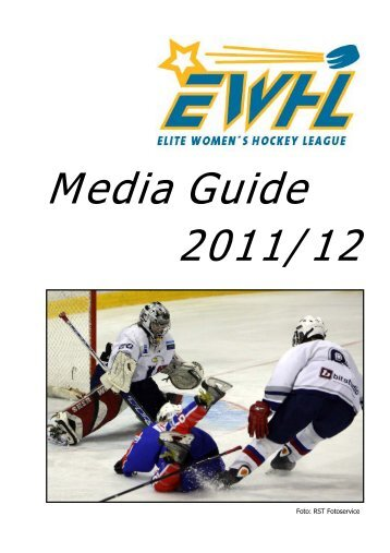 Media Guide 2011/12 - Vienna Flyers