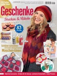 100 Geschenke zum Stricken & Häkeln HU019