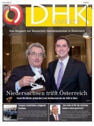 Generalversammlung 2010 - der Deutschen Handelskammer in ...