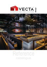 VECTA Reference Catalog - is a collection of architectural marvels