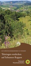 Thüringen entdecken auf Schusters Rappen - Naturpark Eichsfeld ...