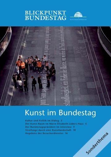 Kunst im Bundestag - Deutscher Bundestag