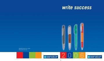 SENATOR GmbH & Co. KGaA www.senator-pen.com - Korhammer ...