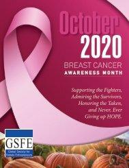 GSFE Newsletter-October 2020