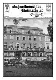 11. ausgabe.qxp - Heimatkreis Schneidemühl