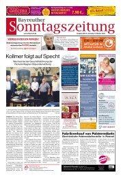 Bayreuther Sonntagszeitung 2020-10-11