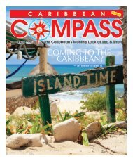 Caribbean Compass Yachting Magazine - October 2020