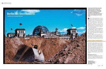Berlin, die Unvollendete - Vera Rüttimann