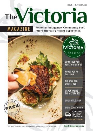 The Victoria Hotel Magazine