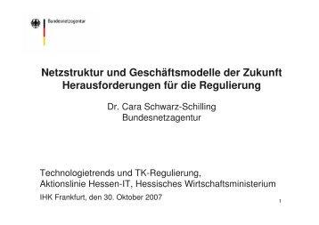 NGA: Entwicklungen in den Zugangsnetzen - Hessen-IT