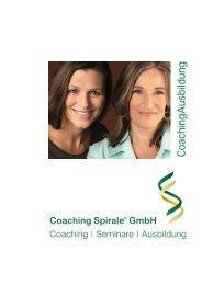 Coaching Ausbildung der Coaching Spirale GmbH - Coaching-Index
