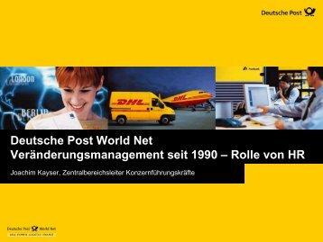 1997 Auf dem Weg zur Nr. 1 weltweit