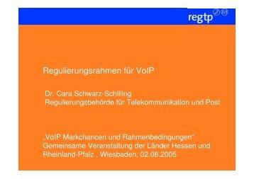 VoIP-Geschäftsmodelle