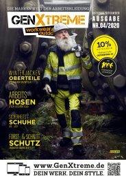 GenXtreme - Werk & Style Magazin 2020 Nr. 4 Winter