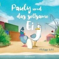 Pauly und das seltsame Ei (Leseprobe)