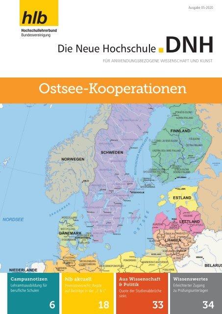 Die Neue Hochschule Heft 5/2020
