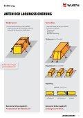 Ladungssicherung - Würth - Seite 5