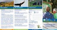 Naturparkflyer