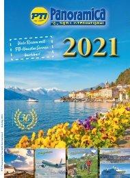 Reiseausschreibungen 2021